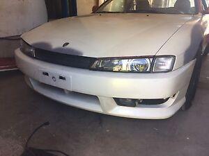 1995 240sx kouki conversion