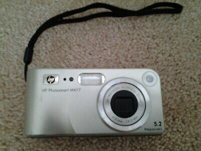 NICE HP PHOTOSMART M417 DIGITAL CAMERA