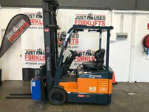 TOYOTA 7FBE13 6000MM # 52330; NEW BATTERY; 4948 HRS @ $13,500(&GST) Strathfield Strathfield Area Preview