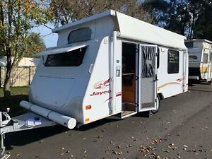 Jayco Poptop - 2006 - One Owner - Rollout w/Annexe - Air Cond Warragul Baw Baw Area Preview