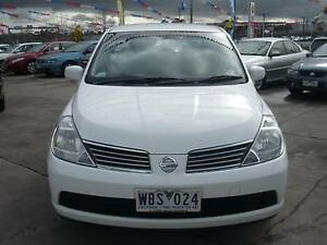 2007 Nissan Tiida Sedan ST-L Finance or (*Rent-to-Own $71pw) Dandenong Greater Dandenong Preview