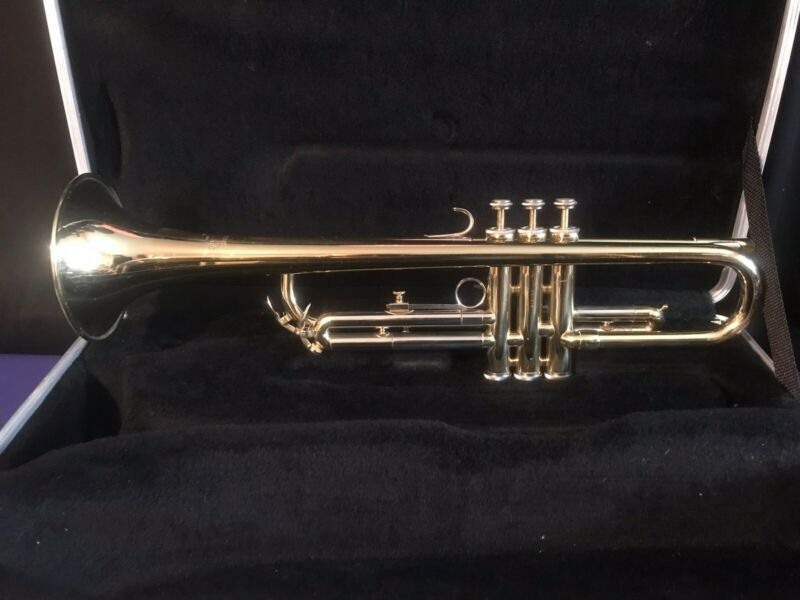 Blessing Scholastic Bb Trumpet Made The USA
