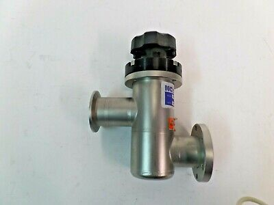 Nor-cal Products A113802 Manual Angle Isolation Valve