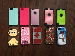 iPhone 5 and iPod Touch 5 cases