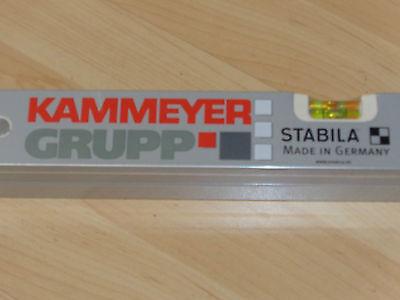Stabila Wasserwaage-SET Typ 80 U, 60 cm + 180 cm, AKTIONSWARE!!!