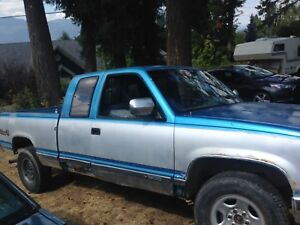 1991 Chevy 1500 4x4