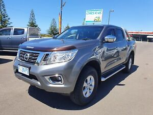 2016 Nissan Navara ST (4x4) South Burnie Burnie Area Preview