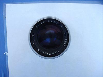 Leitz Leica Summicron 90mm f/2.0