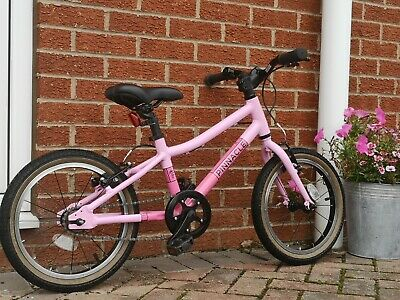 Pinnacle Koto 16inch Kids Bike Pink Plus 2 x 16inch inner tubes