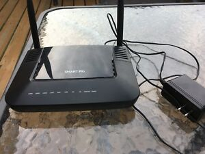Smart RG Router