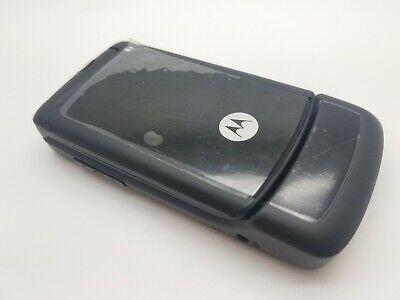 Knew/Old Stock Motorola W220 - Black (Unlocked) Mobile Phone
