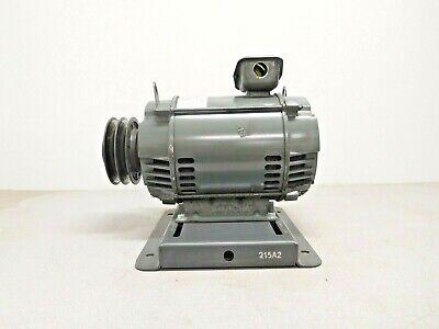 Mo-3306 Us Motors G541y Electric Motor. 10 Hp. 3 Ph. 1745 Rpm. 215t Frame.