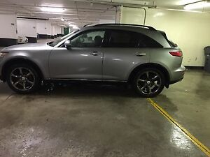 Well maintained Infiniti fx35