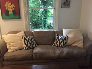 Custom Made Feather Sofa Erskineville Inner Sydney Preview
