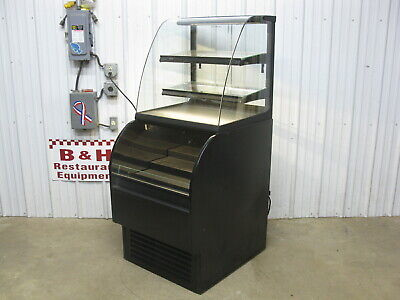 Structural Concepts Refrigerated Dual Service Bakery Display Show Case Cou2757r