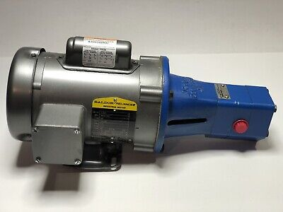 New Viking Oil Pump Sg0518g0v Baldor Cl3501 34c62-5507 .33hp Motor Damage