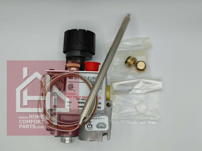 0630513 630 Eurosit valve for NG appliances