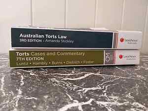 Second hand QUT law and business textbooks good condition Brisbane City Brisbane North West Preview