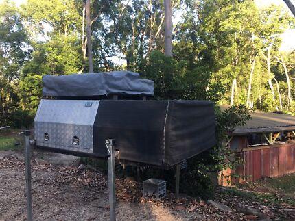 Slide on Camper Possum Creek Byron Area Preview