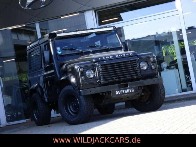 Land Rover Defender 90 Td4  S *AUTOMATIK* STANDHEIZUNG+FB*