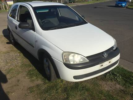 WRECKING 2002 HOLDEN BARINA MANY PARTS AVAILABLE CHEAP!! Craigieburn Hume Area Preview