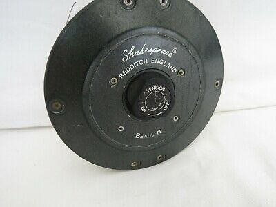 61d25aa6267 vintage shakespeare youngs beaulite 1500 salmon fly fishing reel 4.25