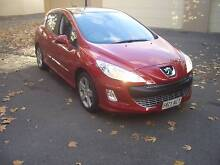 PEUGEOT 308 XSE LEATHER GLASS SUNROOF TURBO $9450 College Park Norwood Area Preview