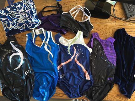 Gymnastics Dance Leotards / Girls / 140 / Size 6-8