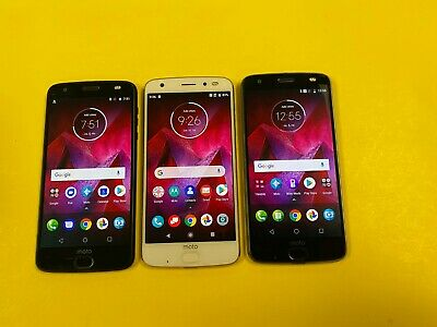 Motorola Moto Z2 Force XT1789 - 64GB - (Unlocked) - Choose Color & Condition