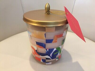 NEW Illume Luxury Scented Jar Candle Sweet Hibiscus Large 13.2 oz Tin Lid NWT