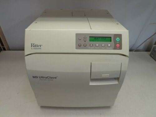 Midmark Ritter UltraClave M9-022 Automatic Sterilizer