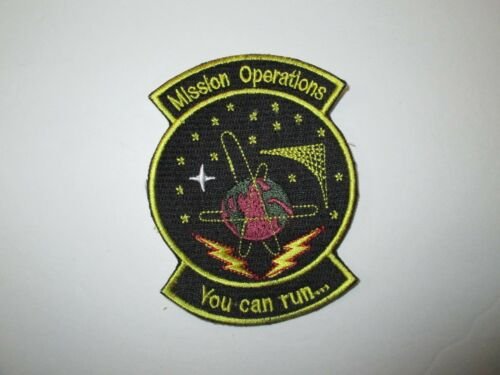 b8521 US Air Force Groom Black Ops Mission Operations NRO Recon IR24D