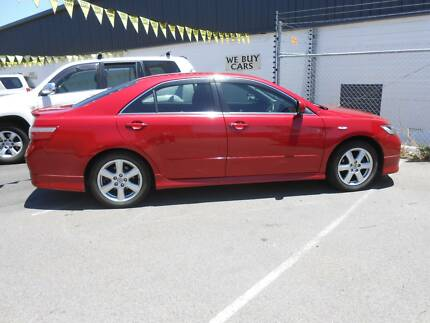 2007 Toyota Camry 2.4L Sportivo Sports - 4 Door Sedan Wangara Wanneroo Area Preview