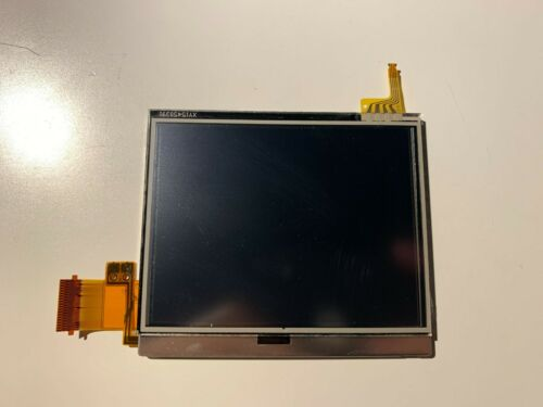 Nintendo DS Lite NDSL Replacement Bottom Screen LCD with Touch Digitizer Applied