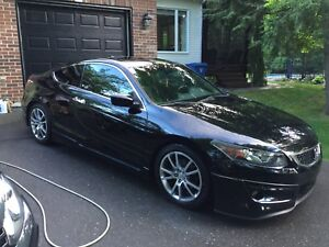 HONDA ACCORD EXL HFP 2008 V6