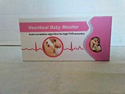 Heartbeat Baby Monitor