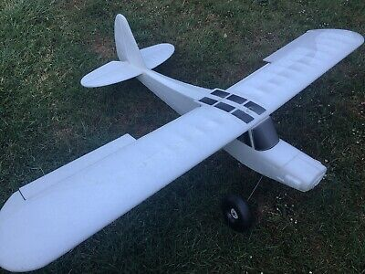 Multiplex Fun Cub Electric Rc Plane