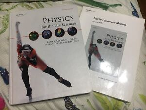 Physics for life sciences with answer manual