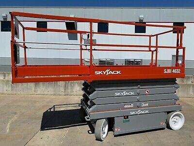 2014 Skyjack Sjiii-4632 Sj4632 Electric Scissor Compact Jlg Genie Dealer