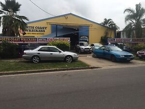 Wrecking yard for sale Idalia Townsville City Preview