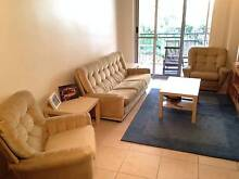 USED FULL SET BEIGE 3 SEATER SOFAS + 2 ARMCHAIRS Lane Cove North Lane Cove Area Preview