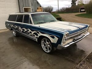 1965 Plymouth Fury III Wagon Custom