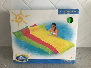 Water bed FLOAT & DUAL WAter Slide