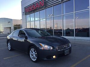 NISSAN MAXIMA 2013 SAFETIED