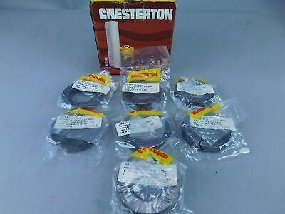 Box Of 7 Chesterton Rings 5100gtpi Size 1.795 X 2.750 X .500 X .477 - ...