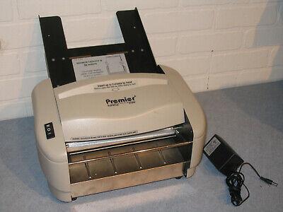 Martin Yale P7200 Rapidfold Automatic Desktop Paper Folding Machine - Main Unit