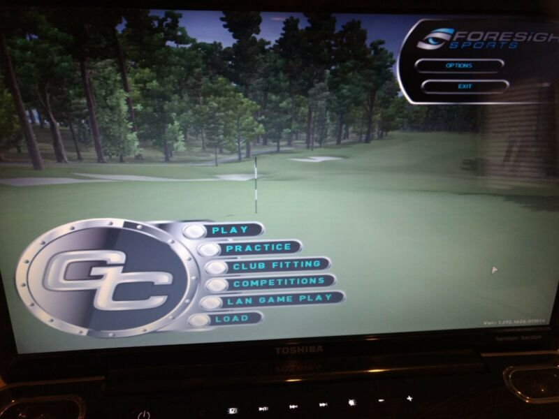 Foresight GC2 FR1 Range Software W/1 course | No Dongle Needed