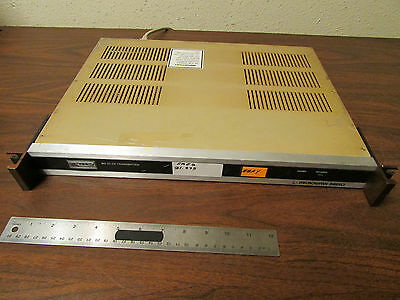 California Microwave Ma 23 Cx Radio Transmitter 21.875 Ghz Analog Video