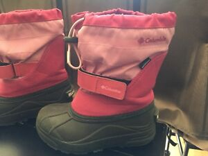 Columbia Girl's Winter Boots