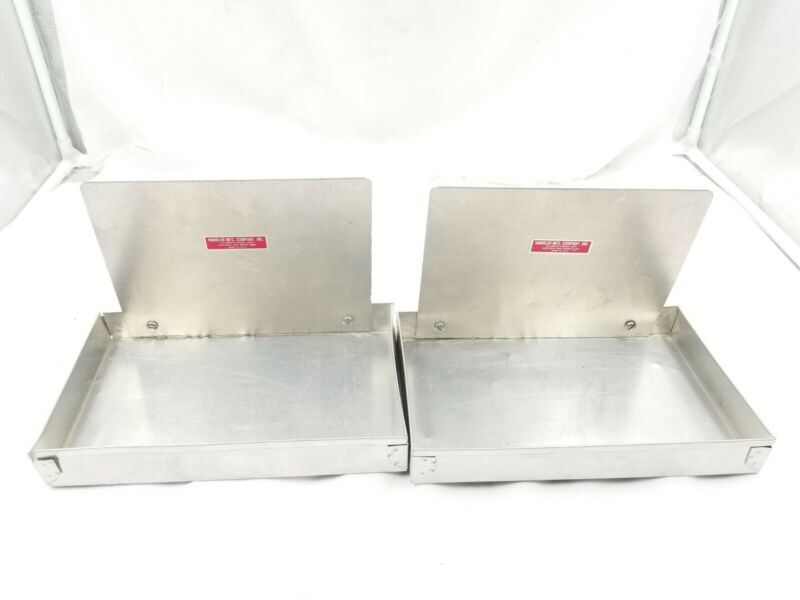 RED WING HANDLER TRAYS